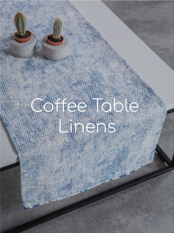 Coffee Table Linens
