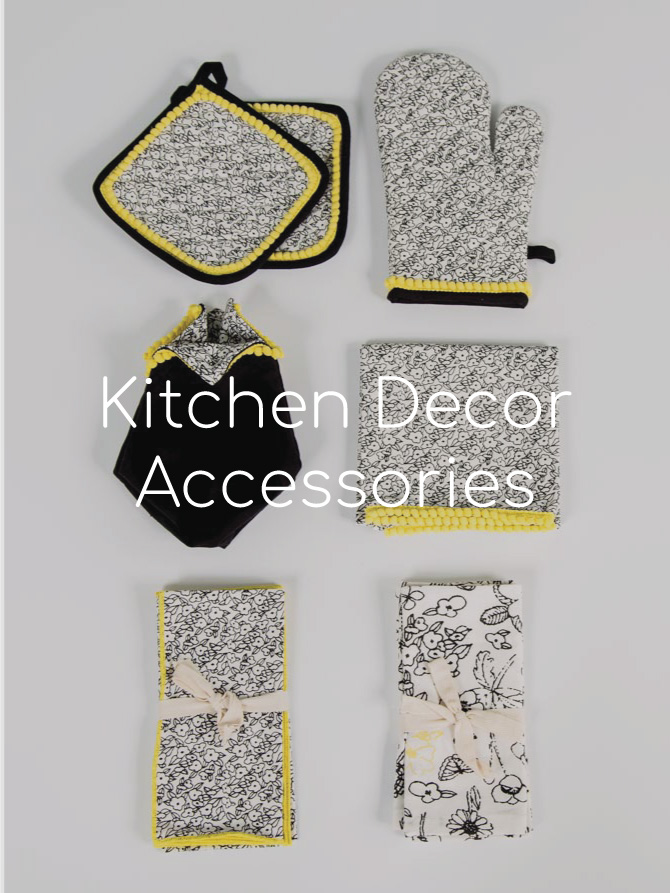 Kitchen Decor Accessories