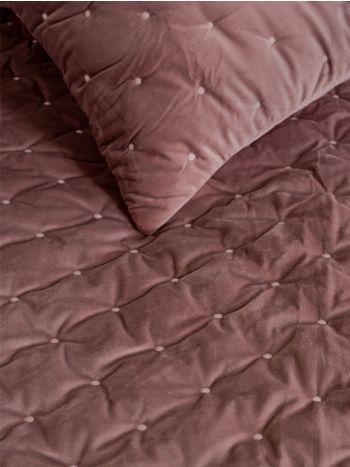 Pillowcases Set Luxury Velvet Ροζ