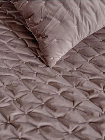Pillowcases Set Luxury Velvet Grey-Beige