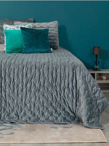 Duvet Luxury Velvet Grey