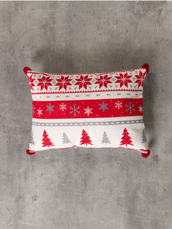 Decorative Pillow Reindeer