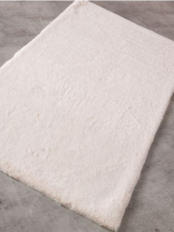 Rug Rabbit Skin White-Greige