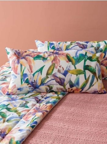 Decorative Pillow Tropical Lily
