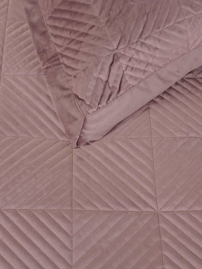 Quilt Luxury Triangle Pink