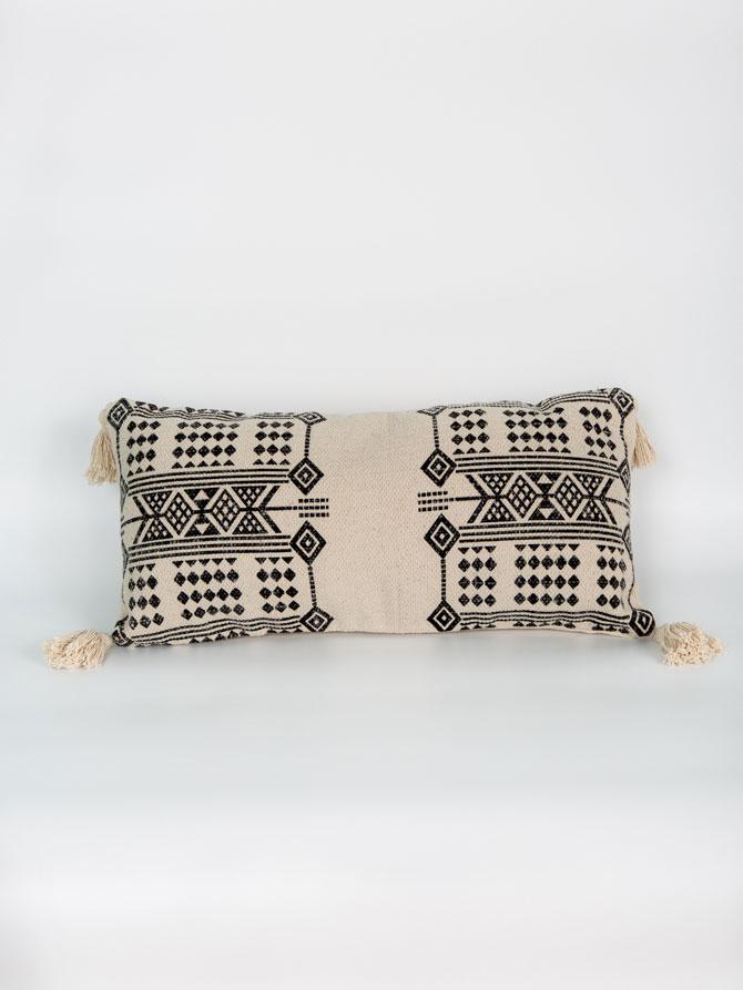 Μαξιλάρι Διακοσμητικό Embroidery-Μπέζ