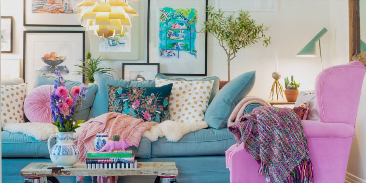 Decorate your home with a Maximalist style