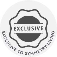 Exclusive from Symmetry Living