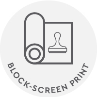 Block Screen Print